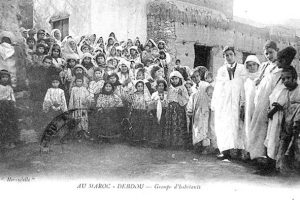 Habitants de Debdou