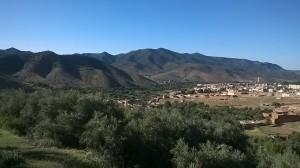 La vallée de Debdou