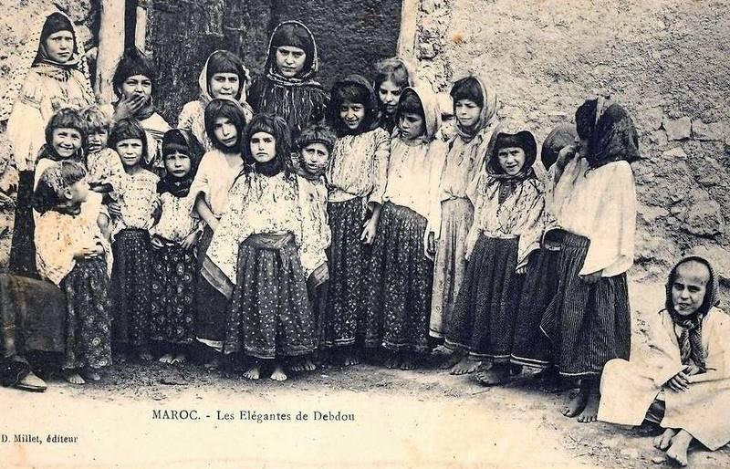 Il y a 600 ans, des juifs fuyaient L'Europe et se réfugiaient à Debdou, ville de l'Oriental marocain et terre d'Islam !