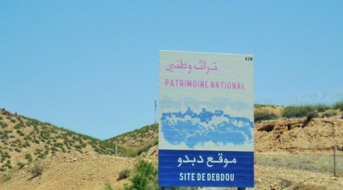 Appel de soutiens pour la création d'une Maison des Archives Historiques à Debdou