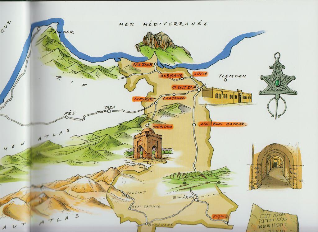 De Debdou à Fès, en passant par Taourirt : Les juifs de l'Oriental Marocain, un documentaire d'Abdel Benzaïr